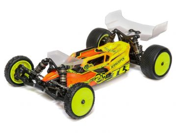Team Losi Racing TLR03017 22 5.0 2WD Buggy AC Race Kit, Astro/Carpet 1/10